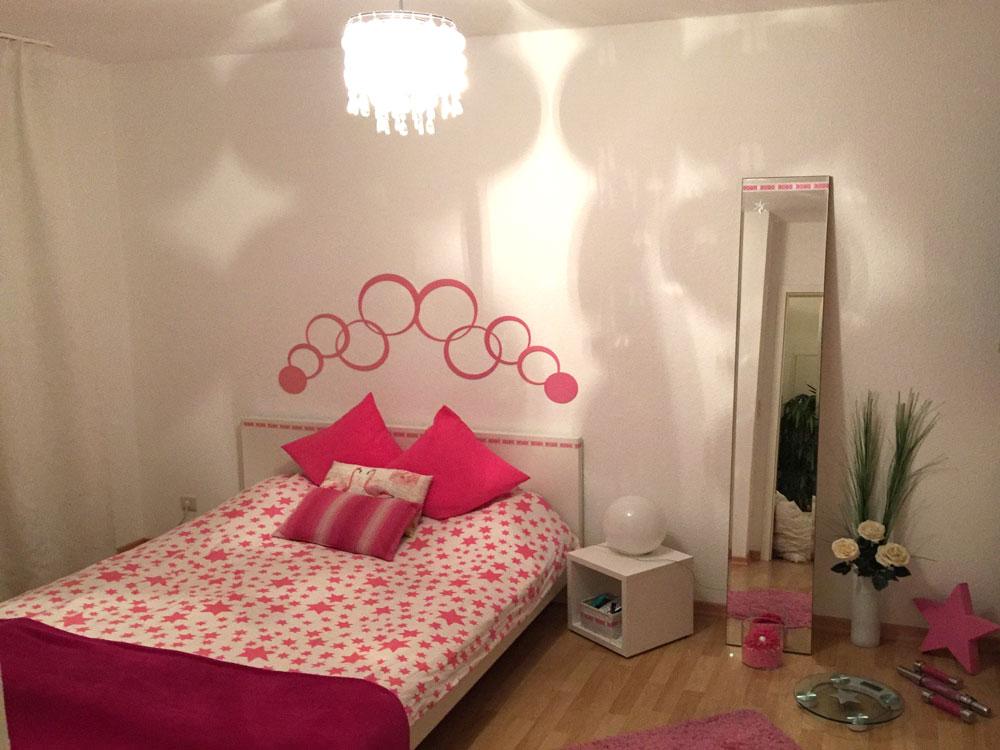 Mädchenzimmer - Kinderzimmer